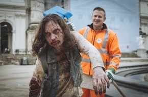 Fox International Channels: #TheWastingDead: Fox und Sky Österreich machen Wien zum Zombie-Schauplatz