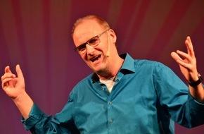 SWR - Südwestrundfunk: Dreitägiges SWR3 Comedy Festival hat begonnen