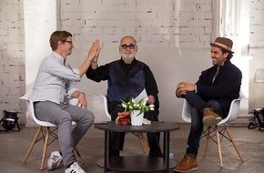 """ProSieben Television GmbH: Traumhaft! Hugh Jackman, Elyas M'Barek, Karoline Herfurth und Palina Rojinski am Montag bei """"CIRCUS HALLIGALLI"""""""