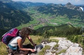 Hotel Schwarzer Adler: Hotel Schwarzer Adler im Tannheimer Tal gewinnt Geocaching-Awards und veranstaltet am 21.05.2016 großes Geocaching Event