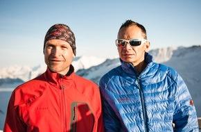 Mammut Sports Group AG: Le ski extrême de montagne - sept sommets de quatre mille mètres en moins de 24 heures