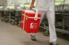 Swisstransplant: Swisstransplant: Konstant tiefe Spenderate - Massnahmen zur Verbesserung laufen an