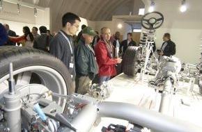 ZF Friedrichshafen AG: Innovationen, die sich rechnen: ZF-Umsatz wächst auch 2007 weiter