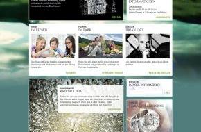 d. swarovski tourism services gmbh: Moderner Riese auf dem Schirm: Der neue Internetauftritt der Swarovski Kristallwelten