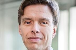 Franke Group: Franke ernennt Lars Völkel zum Mitglied der Konzernleitung