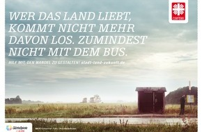 "Deutscher Caritasverband e.V.: ""Stadt-Land-Zukunft"" - Caritas-Kampagne 2015"