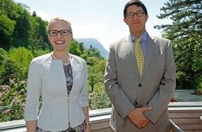 Fürstentum Liechtenstein: ikr: Aurelia Frick empfängt ecuadorianischen Aussenhandelsminister