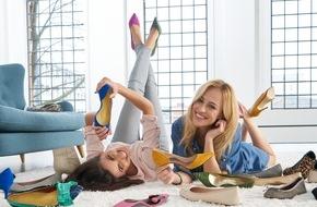 medi GmbH & Co. KG: Entspannt durch den Sommer: Ballerina oder High Heels - bequem unterwegs mit Einlagen