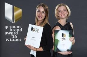 medi GmbH & Co. KG: Preis für erfolgreiche Markenführung - Starke Marke: medi mit German Brand Award ausgezeichnet