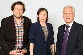 SWR - Das Erste: Neuer Tatort des SWR:  Eva Löbau und Hans-Jochen Wagner ermitteln für den SWR im Schwarzwald Harald Schmidt als Vorgesetzter im Einsatz / 2016 wird der erste Fall gedreht
