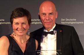iglo Deutschland: iglo erhält den Deutschen Nachhaltigkeitspreis
