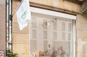 Weleda AG: Weleda Shop-Atelier Eröffnung in Berlin-Mitte