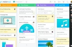 MeisterLabs: MeisterTask automatisiert Taskmanagement, ermöglicht effizienteres Teamwork
