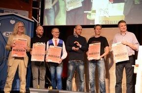 MOLL bauökologische Produkte GmbH: Mission erfüllt: Über 250 Menschen mit Bauwissen begeistert und vernetzt / Afterworkparty mit Slambeiträgen: Der 2. Bauslam hat in Schwetzingen stattgefunden