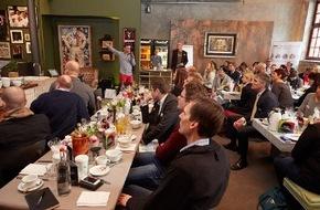 """news aktuell GmbH: Premiere für PR-Slam & Ham in Hamburg / """"Wer keine Fehler macht, ist nicht innovativ genug"""""""