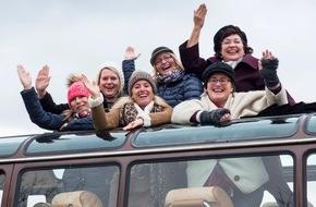 """SWR - Südwestrundfunk: """"Lecker aufs Land"""": Start in die kulinarische Winterreise"""