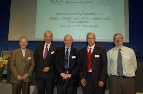Deutsche Umwelthilfe e.V.: Internationale Experten suchen Antworten auf Herausforderung der weltweiten Verkehrsexplosion
