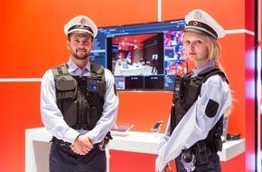 Vodafone GmbH: Die vernetzte BodyCam: Der digitale Freund und Helfer