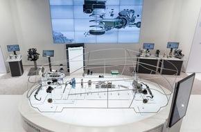 Schaeffler: Schaeffler auf der North American International Auto Show (NAIAS) 2016 / Schaeffler zeigt Technologien für die Mobilität von morgen