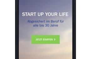 AXA Konzern AG: AXA schafft spielerisch Interesse für Starter-BU