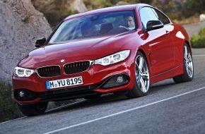 BMW Group: BMW Group erzielt im Oktober neue Bestmarke beim Absatz