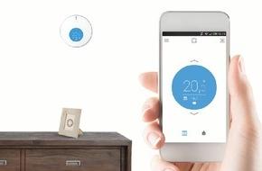 E.ON Energie Deutschland GmbH: Intelligente Heizungsthermostate für E.ON Kunden / Raumtemperatur automatisiert und von unterwegs steuern