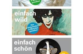 München Tourismus: Kulturherbst - Die neue Münchner Jahreszeit