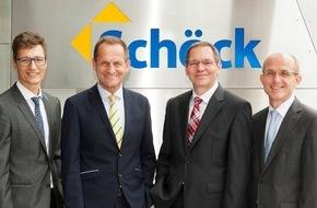Schöck AG: Vorjahr deutlich übertroffen