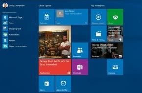 COMPUTER BILD: COMPUTER BILD-TEST: Umsteigen auf Windows 10 lohnt sich