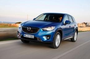 Mazda (Suisse) SA: Le concept Mazda TAKERI présenté pour la première fois en Europe au Salon de l'automobile de Genève 2012