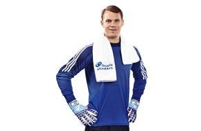head & shoulders: Die Nummer 1 für die Nummer 1: Welttorhüter Manuel Neuer ist neuer Head&Shoulders Markenbotschafter