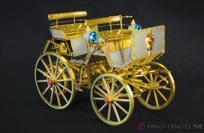 """Fancy Fancies: Der teuerste Oldtimer der Welt """"The Missing Link"""" / Das Sammlerstück der absoluten Extraklasse"""