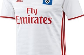 HSV Fußball AG: HSV-Presseservice: Hamburger SV präsentiert das neue Heimtrikot