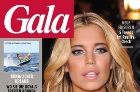 Gruner+Jahr, Gala: Nach dem Liebes-Aus: Sylvie leidet mehr als Momo