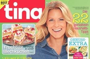 """Bauer Media Group, tina: Otto Waalkes (67) in tina: """"Ich war noch nie ein großer Flirter"""""""