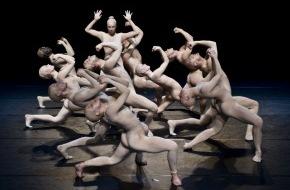 Migros-Genossenschafts-Bund Direktion Kultur und Soziales: 13. Ausgabe Migros-Kulturprozent Tanzfestival Steps  Noch 7 Tage bis zur Premiere in Genf