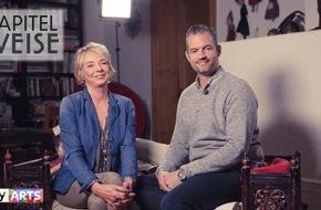 """Sky Deutschland: Literaturformat """"Kapitelweise"""": Erste deutsche Sky Arts Eigenproduktion"""