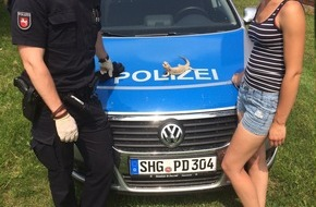 Polizeiinspektion Nienburg / Schaumburg: POL-STH: Bartagam sucht Herrchen!?