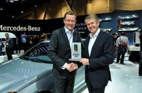 "AUTO BILD: Technik-Messe CES in Las Vegas: AUTO BILD und COMPUTER BILD vergeben ""Connected Car Awards"""