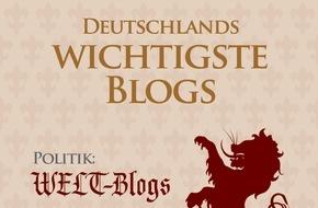 news aktuell GmbH: Die Könige der Blogosphäre: Deutschlands wichtigste Blogs