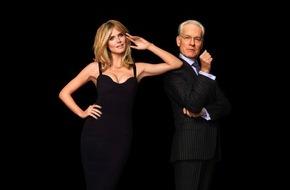"""A&E: Vier Emmy-Nominierungen für Heidi Klums Castingshow """"Project Runway - Designer gesucht!"""""""