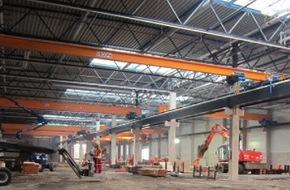 Berufsgenossenschaft der Bauwirtschaft: Baumaschinen in geschlossenen Räumen: Abgasgefahr wird unterschätzt