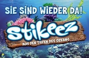 """LIDL: Ab 2. März heißt es bei Lidl """"Stikeez in Sicht""""/ Die erfolgreiche Sammelaktion wird fortgesetzt und ergänzt um Food- und NonFood-Artikel im Stikeez-Design"""