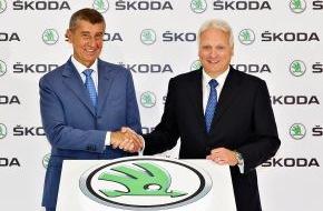 Skoda Auto Deutschland GmbH: SKODA startet Betrieb des neuen Motorenzentrums in Mladá Boleslav