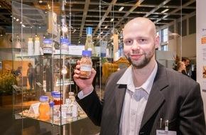 Messe Berlin GmbH: Grüne Woche 2016: Landwirtschaft als Rohstofflieferant / nature.tec gibt Einblicke in die verschiedensten Bereiche der Nutzung nachwachsender Rohstoffe