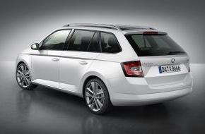 Skoda Auto Deutschland GmbH: Neuer SKODA Fabia Combi ab 13.090 Euro jetzt in Deutschland bestellbar