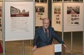 Presse- und Informationszentrum Personal: Ausstellung dokumentiert Weg zur Deutschen Einheit