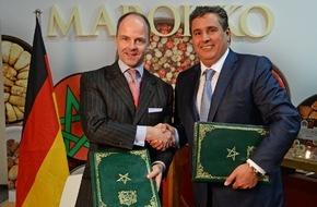 Messe Berlin GmbH: Grüne Woche 2016 (15. bis 24.1.): Marokko wird erstes außereuropäisches Partnerland (FOTO)