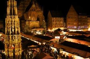 Congress- und Tourismus-Zentrale Nürnberg: Nürnberger Christkindlesmarkt setzt auf Nachhaltigkeit und Bio