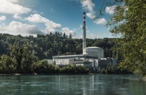 BKW Energie AG: Centrale nucléaire de Mühleberg / Bon résultat de production en 2015